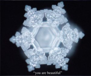 Cristal Eau - Emoto - You Are Beautiful