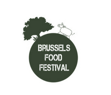 Logo brussels food festival