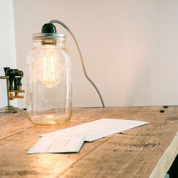 Do It Yourself: La lampe bocal